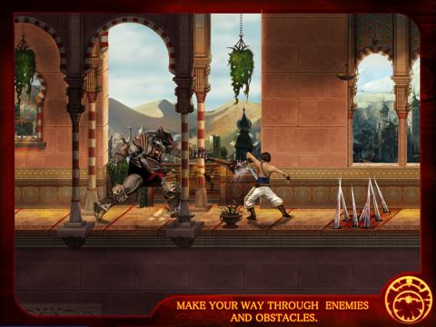 Скачать Prince of Persia Classic HD