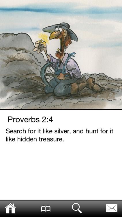 Proverbs Project screenshot-3