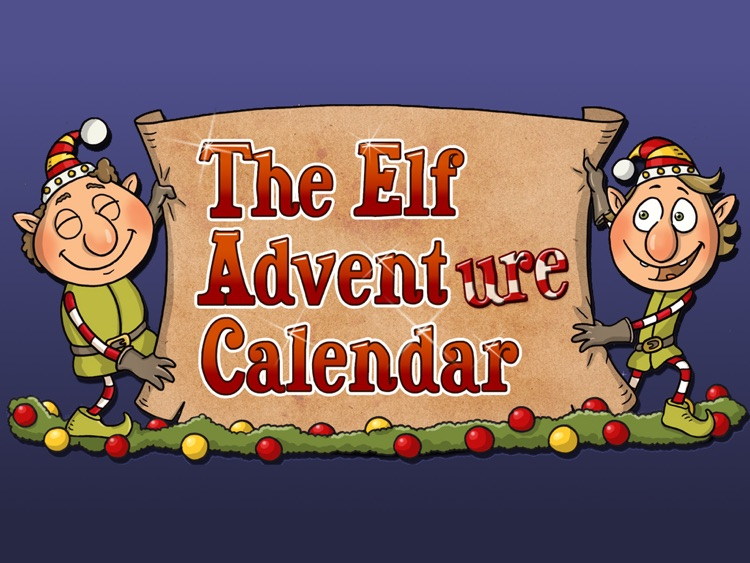 Christmas Story for Kids: The Elf Adventure screenshot-0