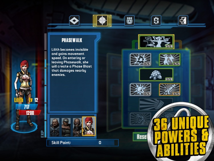 Borderlands Legends HD screenshot-3