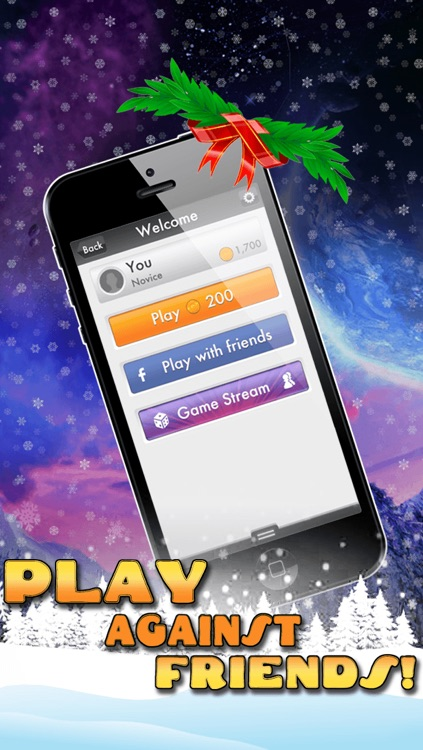 Jewel Games Candy Christmas 2013 Edition - Fun Candies and Diamonds Swapping Game For Kids HD FREE screenshot-3