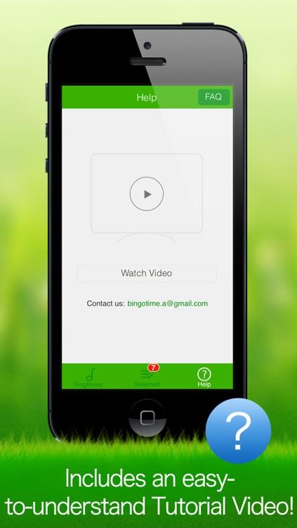 Text Tones for iPhone screenshot-4