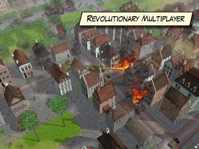 Battle Academy Screenshot