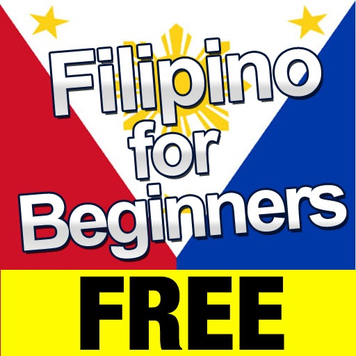Filipino for Beginners FREE icon
