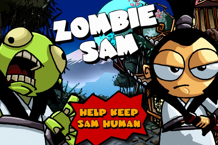 Zombie Sam screenshot-0