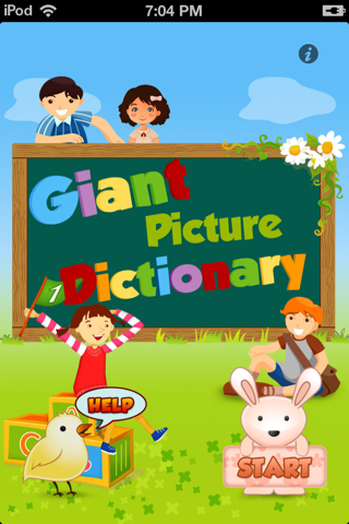 Giant Picture Dictionary screenshot 2