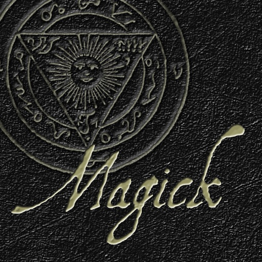 Magick - The Witchcraft spellbook