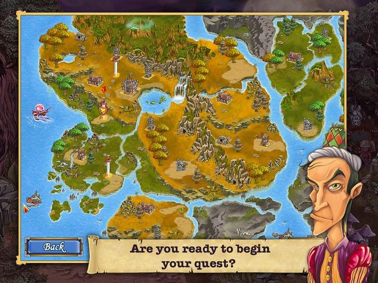 New Yankee in King Arthur's Court HD screenshot-4