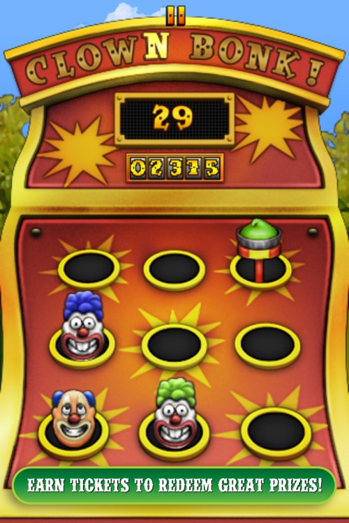 Carnival Games for iPhone