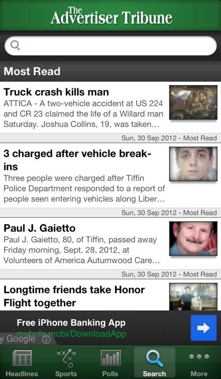 Advertiser Tribune screenshot-4