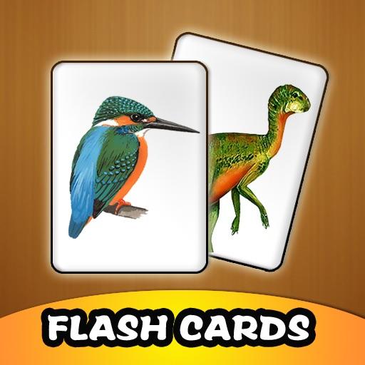 Kids Animal Flash Cards iOS App