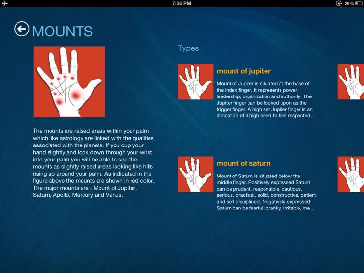 Palm Reader : Scan Your Future screenshot-3