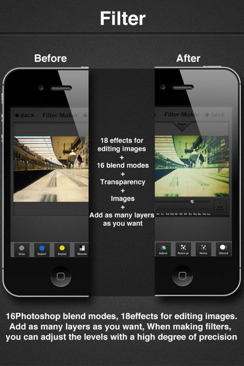 Pro Filter screenshot-3