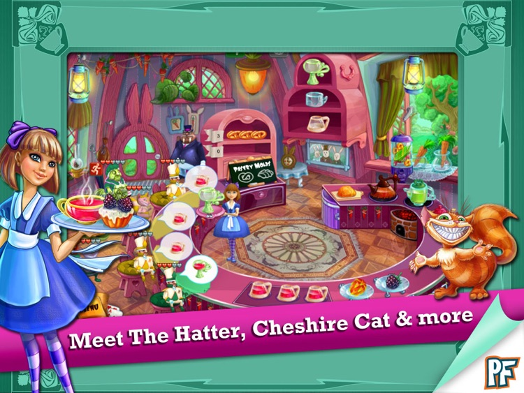 Alice's Teacup Madness screenshot-3