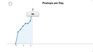 Pushups 100 review screenshots