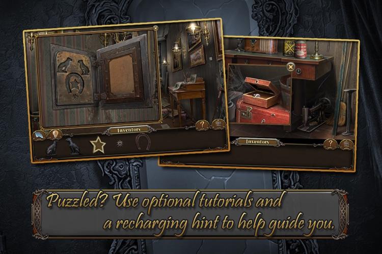Haunted Manor: Lord of Mirrors (Full) screenshot-3