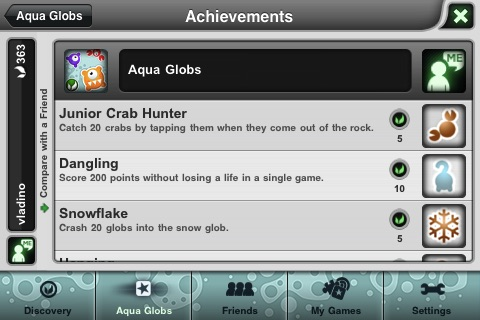 Aqua Globs screenshot-3