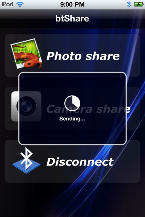Bluetooth Photo & Camera Share
