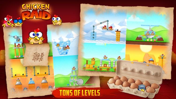 Chicken Raid screenshot-3
