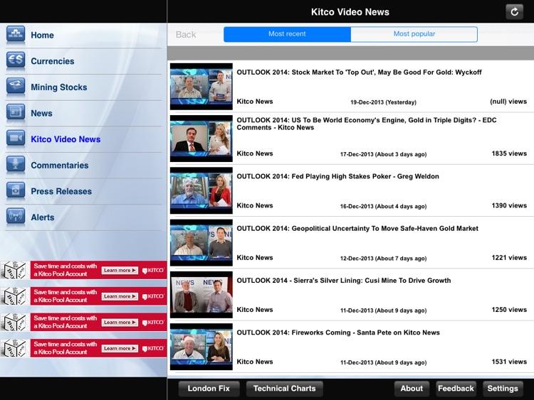 Kcast Gold Live! screenshot-4