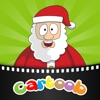 Cartoob Christmas Bunch for iPad, photo and video tool, create your own Christmas cartoons