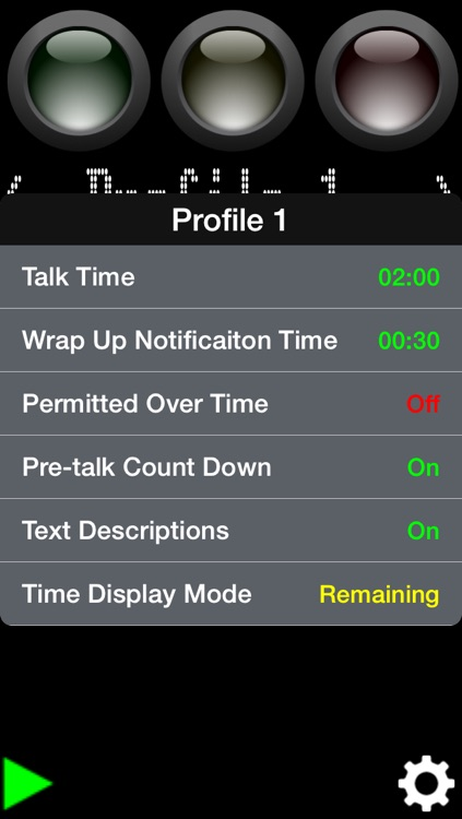 Speak On Time screenshot-3