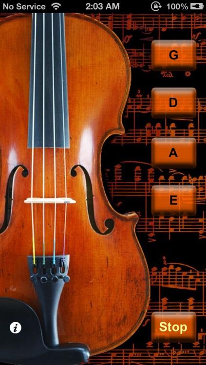Maestro Violin Tuner