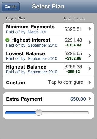 DebtTracker Pro screenshot-3