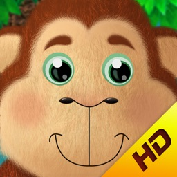 Five little monkeys jumping on the bed for toddler HD