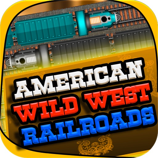 American Wild West Railroads icon