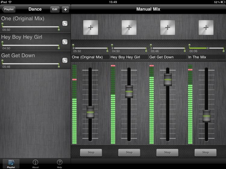 DJ Mixer HD