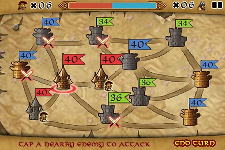 Spartans vs Vikings screenshot-4
