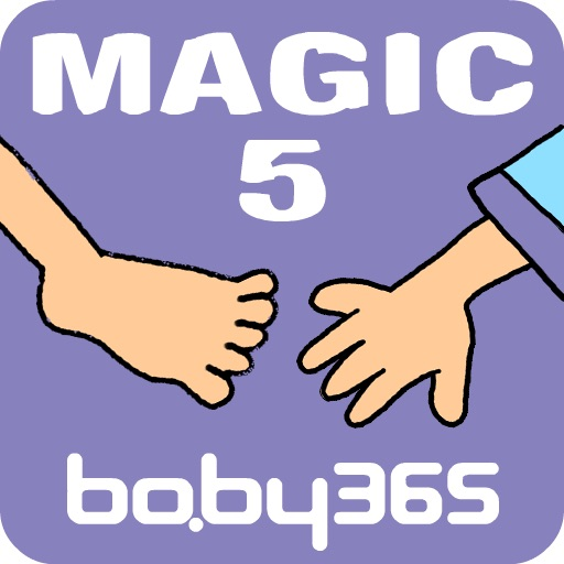Magic 5-baby365 icon