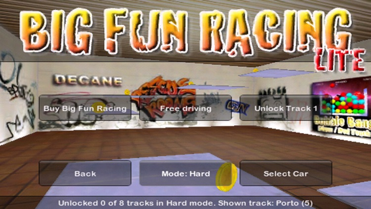 Big Fun Racing Lite screenshot-3