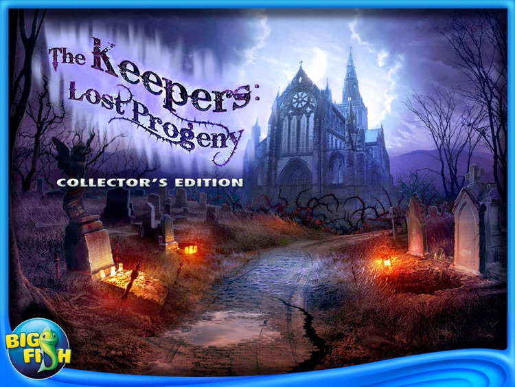 The Keepers: Lost Progeny Collector's Edition HD screenshot-0