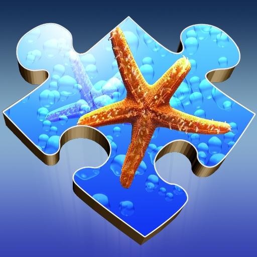 Aqua Jigsaw