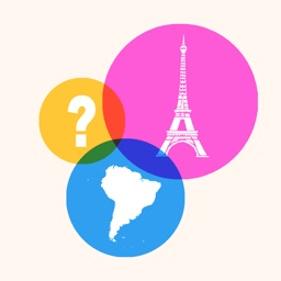 Geo Quiz Game 5 in 1 -  USA, facts, flags, landmarks and more