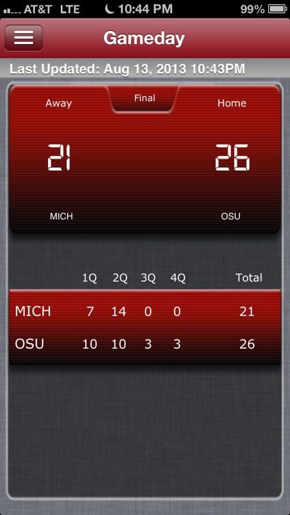 Ohio State Football Live screenshot-4