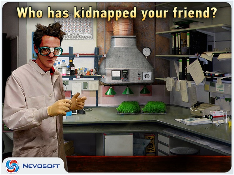 Mysteryville 2 HD: hidden object crime investigation screenshot-3