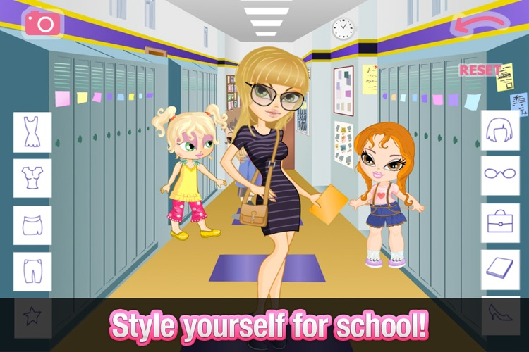 Dress Up! Back to School screenshot-3