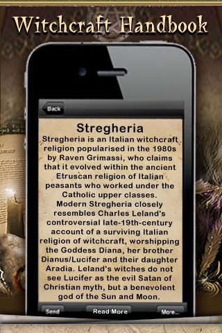Witchcraft Handbook screenshot-2