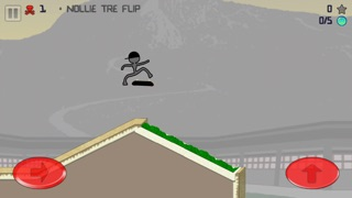 Stickman Skater screenshot1