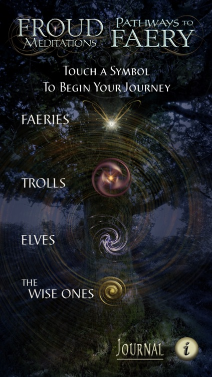 Froud Meditations - Pathways to Faery