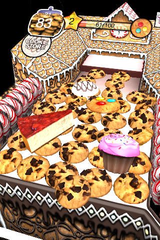 Cookie Dozer ScreenShot2