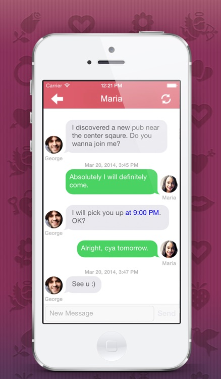 FlirtFind: Dating & Chat screenshot-3