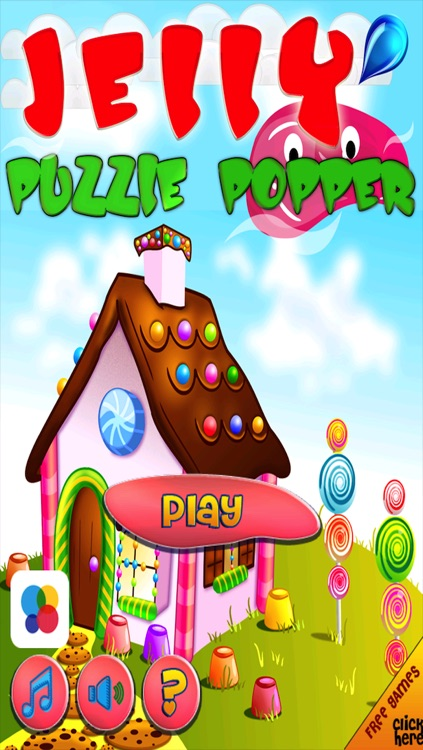 Jelly Puzzle Popper Free Fun Chain Reaction Strategy Skill Game