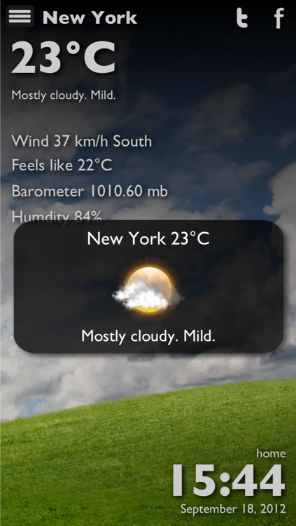 What's The Weather screenshot-3