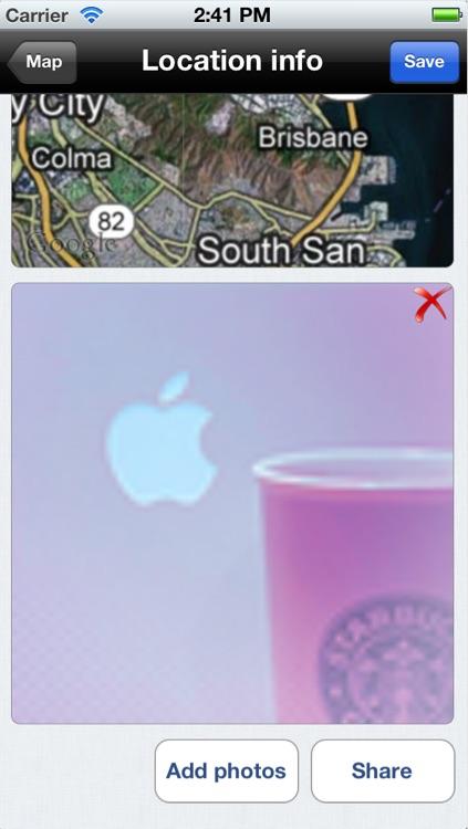 My Location Pro screenshot-3
