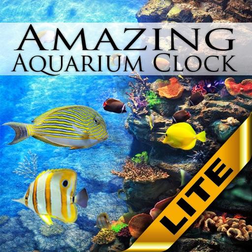 Amazing Aquarium Clock HD LITE