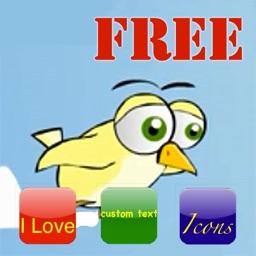 I love icons free
